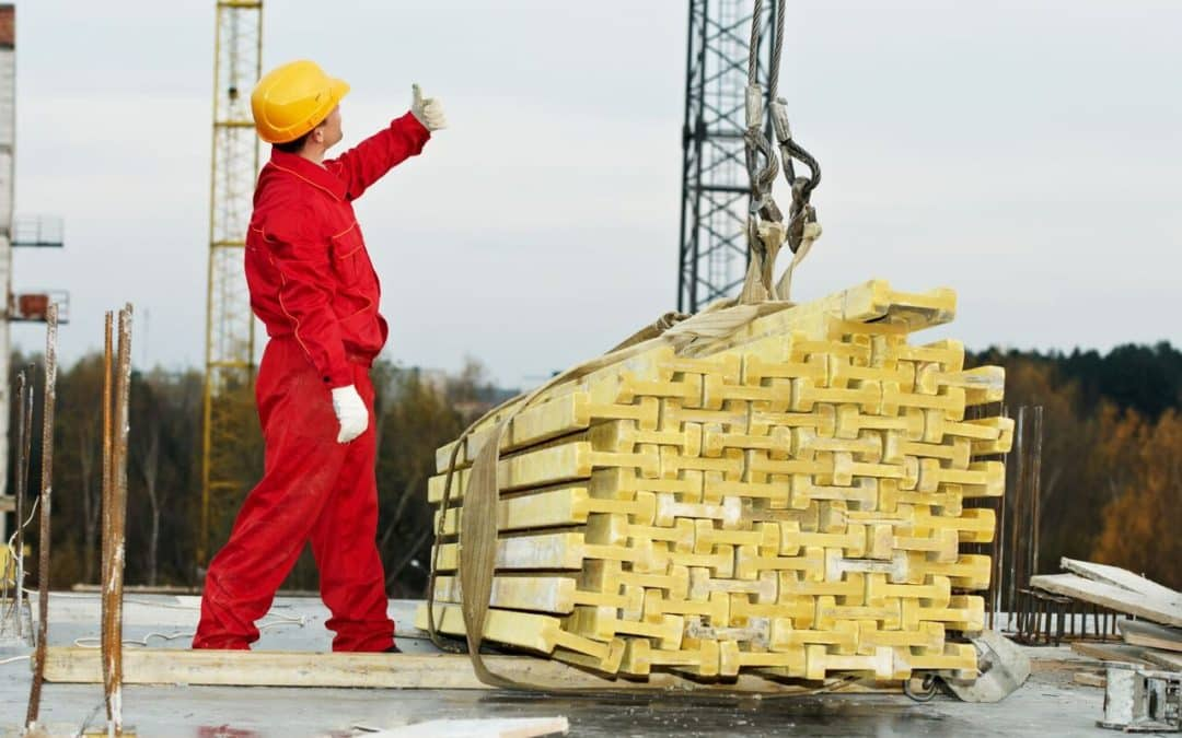 Такелажные работы в строительстве – зона повышенного риска