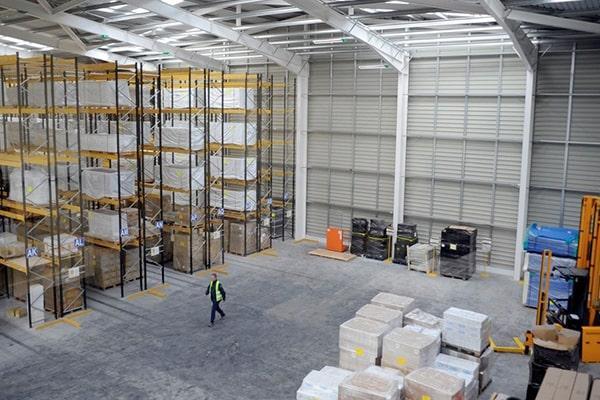 Страхование строительства складов