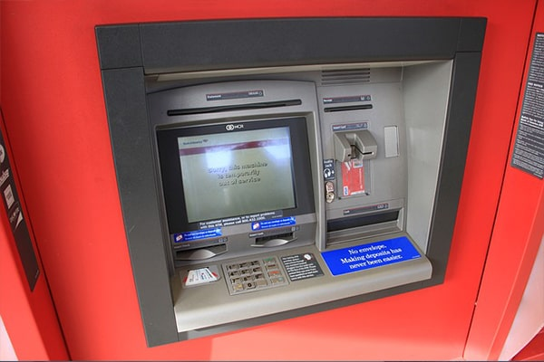 страхование установки банкомата